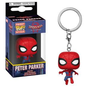 Spider-Man Animated Pocket POP! Vinyl Schlüsselanhänger Spider-Man 4 cm