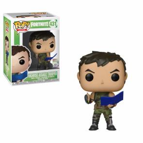 Fortnite Highrise Assault Trooper POP! Figur 9 cm