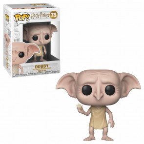 Harry Potter Snapping Dobby POP! Figur 9 cm