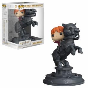 Harry Potter Ron Riding Chess Piece POP! Figur 21 cm