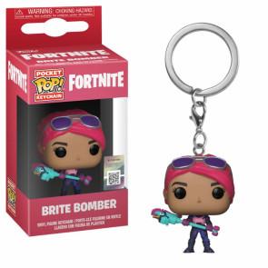 Fortnite Pocket POP! Vinyl Schlüsselanhänger Brite Bomber 4 cm