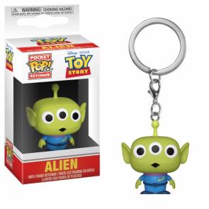 Toy Story Pocket POP! Vinyl Schlüsselanhänger Alien 4 cm