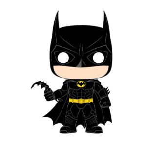 Batman 1989 POP! 80th Anniversary Figur 9 cm