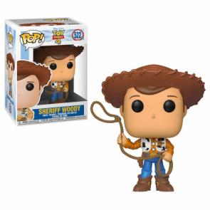 Toy Story 4 Woody POP! Figur 9 cm