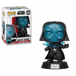 Star Wars Electrocuted Darth Vader POP! Figur 9 cm
