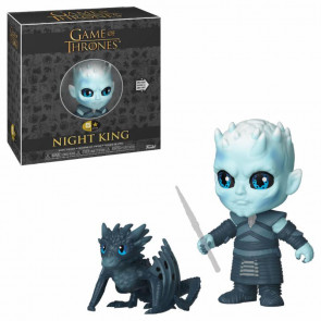 Game of Thrones 5 Star Actionfigur Night King 8 cm