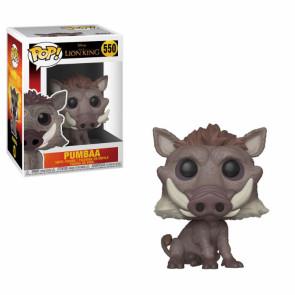 Der König der Löwen (2019) POP! Disney Vinyl Figur Pumbaa 9 cm