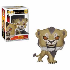 Der König der Löwen (2019) POP! Disney Vinyl Figur Scar 9 cm