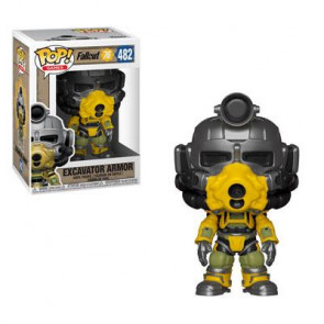 Fallout 76 Excavator Power Armor POP! Figur 9 cm