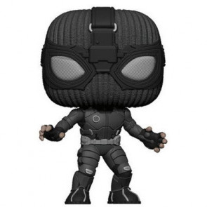 Spider-Man Stealth Suit POP! Figur 9 cm