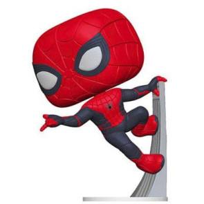 Spider-Man Upgraded Suit POP! Figur 9 cm