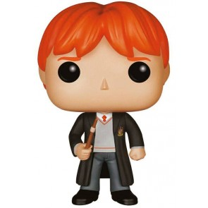 Harry Potter Ron Weasley POP! Figur 10 cm