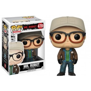 Mr. Robot POP! TV Vinyl Figur 9 cm