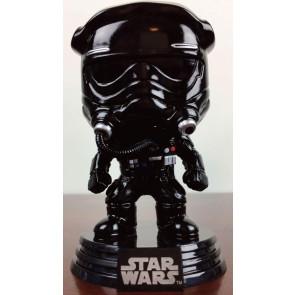 Star Wars Tie Fighter Pilot POP! Figur Black Chrome 9 cm