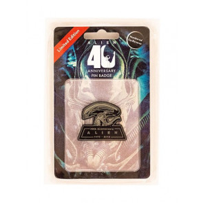 Alien Ansteck-Pin 40th Anniversary