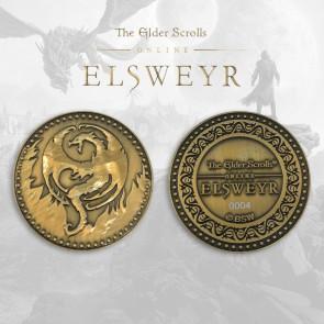 The Elder Scrolls Online Sammelmünze Elsweyr