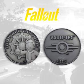 Fallout Sammelmünze Vault-Tec