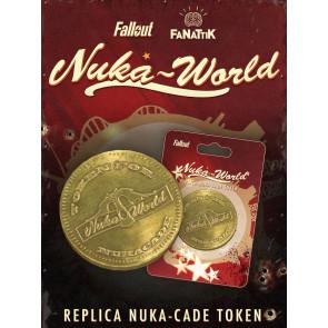 Fallout Nuka-Cade Token Replik