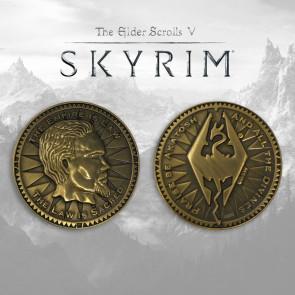 The Elder Scrolls V: Skyrim Sammelmünze The Empire Is Law