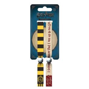 Harry Potter Festival Armband Doppelpack Hufflepuff