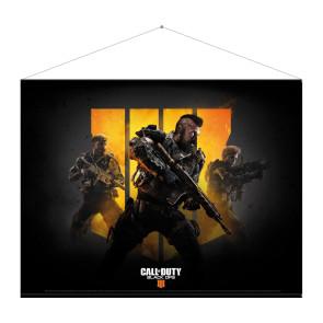 Call of Duty Black Ops 4 Wandrolle Keyart 100 x 77 cm