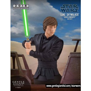 Star Wars Büste 1/6 Luke Skywalker (Jedi Knight) SDCC 2018 Exclusive 16 cm