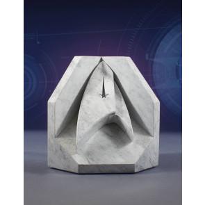 Star Trek Starfleet Emblem Buchstütze 16 cm