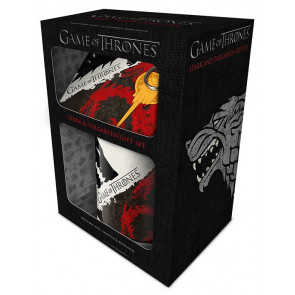 Game of Thrones Geschenkbox Stark & Targaryen