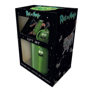 Rick and Morty Geschenkbox Pickle Rick