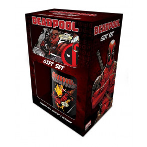 Deadpool Geschenkbox Merc With a Mouth