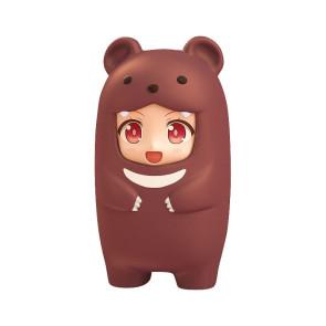 Nendoroid More Zubehör-Set für Nendoroid Actionfiguren Brown Bear