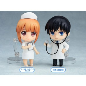 Nendoroid More Zubehör-6er-Set für Nendoroid Actionfiguren Dress-Up Clinic
