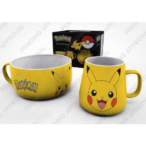 Pokémon Frühstücks-Set Pikachu