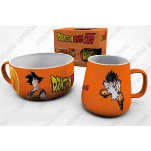 Dragonball Z Frühstücks-Set Goku