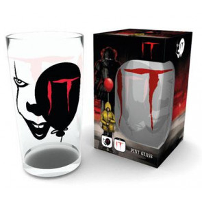 Stephen Kings Es Glas Pennywise Face