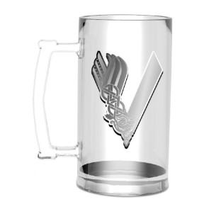 Vikings Bierkrug Logo