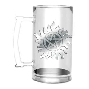 Supernatural Bierkrug Anti Possession