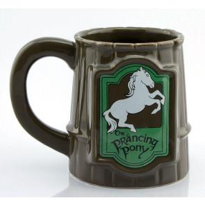 Herr der Ringe 3D Tasse The Prancing Pony