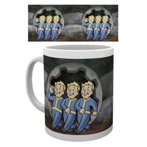 Fallout 76 Tasse Vault Boys