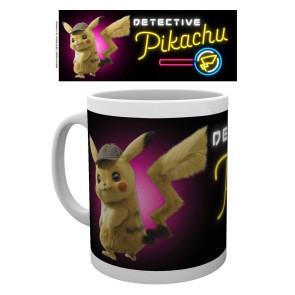 Pokémon: Meisterdetektiv Pikachu Neon Tasse
