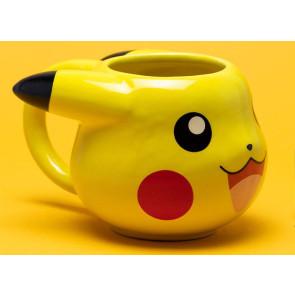 Pokémon Pikachu 3D Tasse