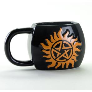 Supernatural 3D Tasse Anti Possession