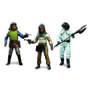Star Wars VI 3er-Pack Skiff Guard Vintage Collection Actionfiguren 10 cm Exclusive