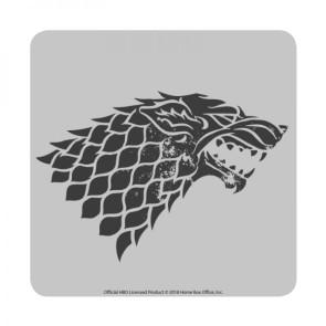 Game of Thrones Untersetzer Stark