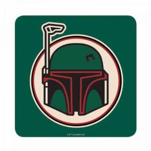 Star Wars Untersetzer Boba Fett