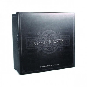 Game of Thrones Sigils Premium Tringläser & Dekanter Set