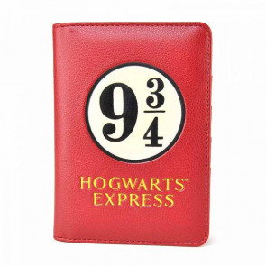 Harry Potter Reisepass-Etui Gleis 9 3/4