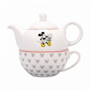 Micky Maus Teekanne & Tasse If You Can Dream It