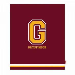 Harry Potter Fleecedecke G for Gryffindor 125 x 150 cm