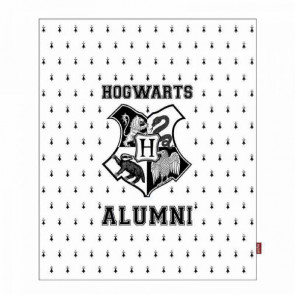 Harry Potter Fleecedecke Hogwarts Alumni 125 x 150 cm